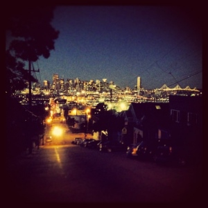 sf night